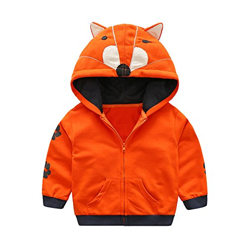 1PCs Toddler Infant Boy Girl Outfits Hoodie Sweatshirt Baby Tops Clothes